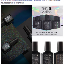 Collection FB - CND Alluring